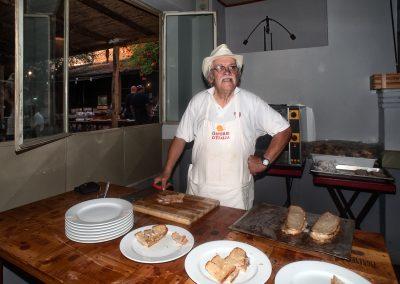 Domenica Bestiale 2: Achille Franco Lanata, detto biscotto, Re dei Panini Gourmet