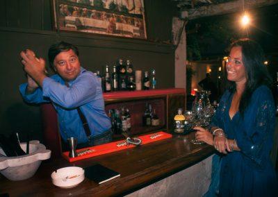 Cesare Funer : Bartender