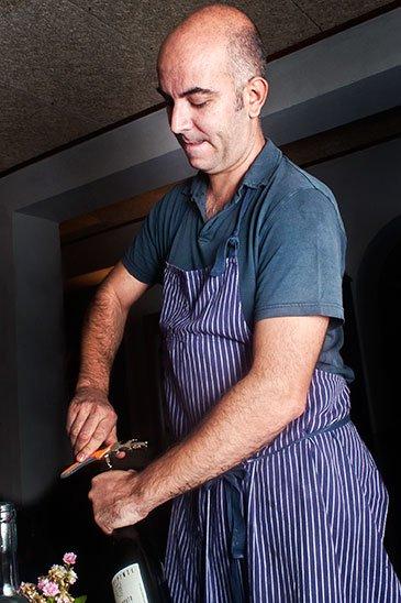 Gaio Giannelli: Oste e cuoco