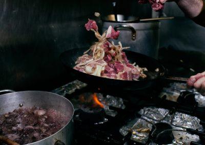 La cucina del Pozzo