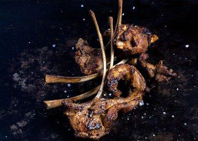 Braciole di Agnello cotte al forno