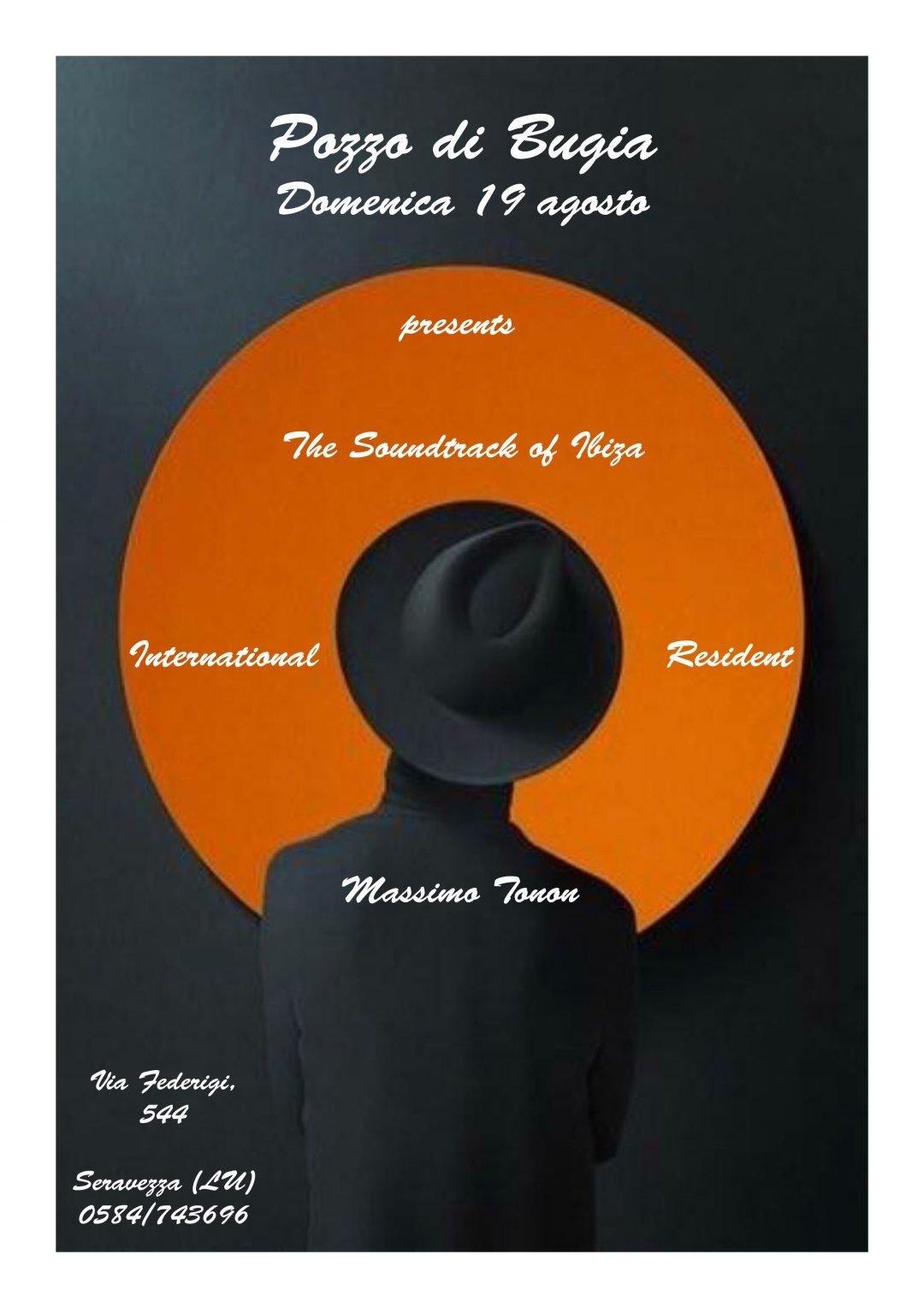 The Soundtrack of Ibiza: 19 agosto